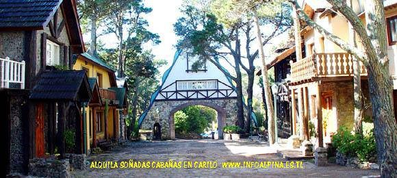 Cabaña cabañas alpinas   iii en cariló   pinamar