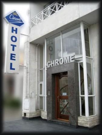 Hotel Chrome en Río Cuarto