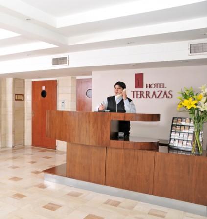 Hotel Hotel Terrazas En Pergamino