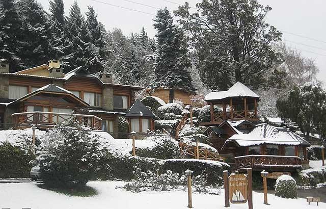 Bungalow 9 Bungalows La Caleta: Bungalow La Caleta Del Lago En San Carlos De Bariloche