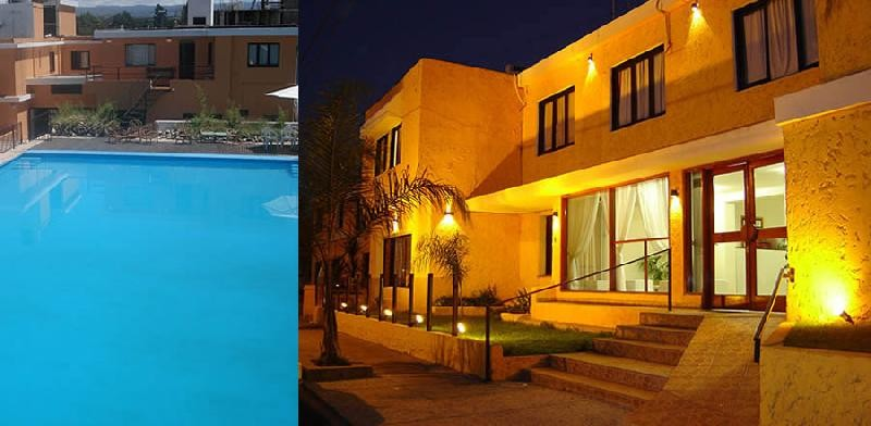 Hotel palmas del lago en villa carlos paz for Hotel villa del lago
