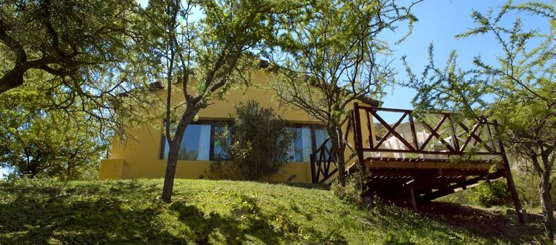 Cabaña Terrazas De Belgrano En Villa General Belgrano