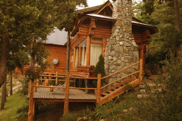 Caba a terrazas del campanario en san carlos de bariloche for Terrazas 5 bariloche