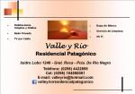 Valle y Río Residencial Patagónico